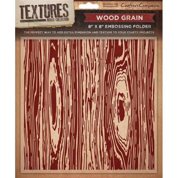 Textures 8 x 8 Folder - Wood Grain