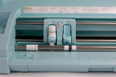 Silhouette CAMEO® 3 Glitter AquaBlue - Thumb 4