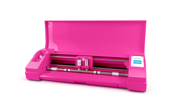 Silhouette CAMEO® 3 Glitter Electric Pink - Thumb 2