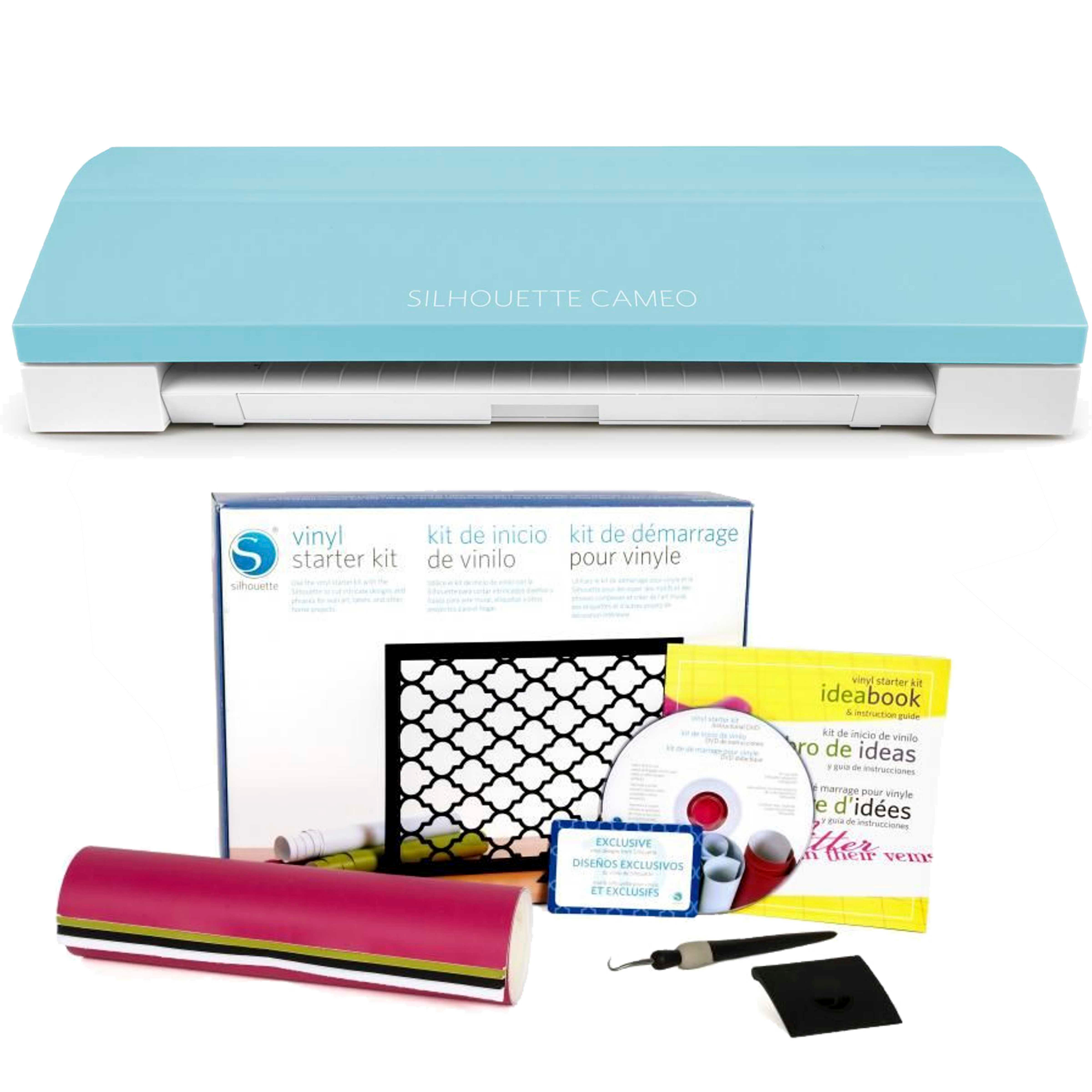 SILHOUETTE CAMEO 3 Beschriftung Bundle