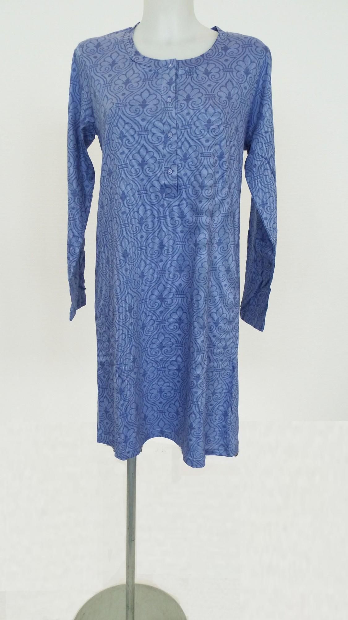 Damen Kurznachthemd, (auch in Übergrössen bis 60/62), Sleepshirt 213 90 553 – Bild 2