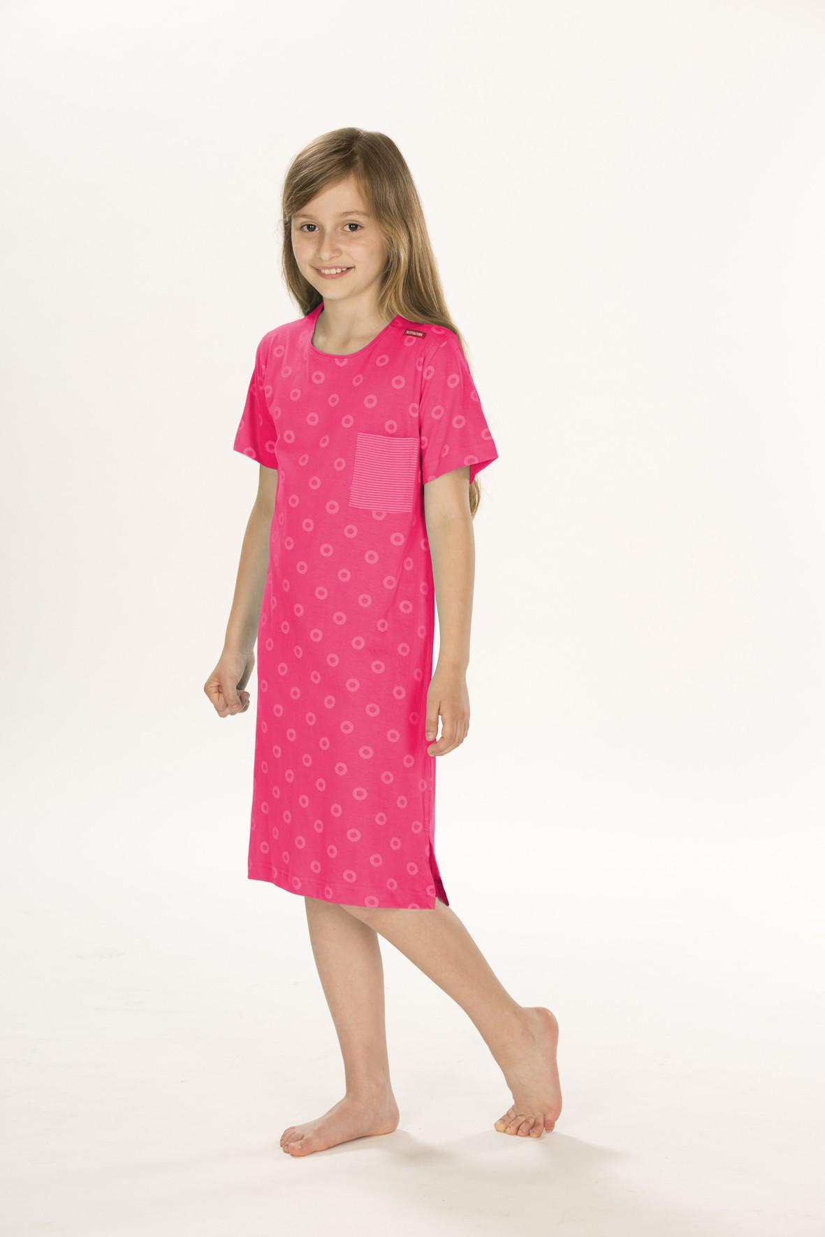 Mädchen Nachthemd kurzarm, 151 414 90 784