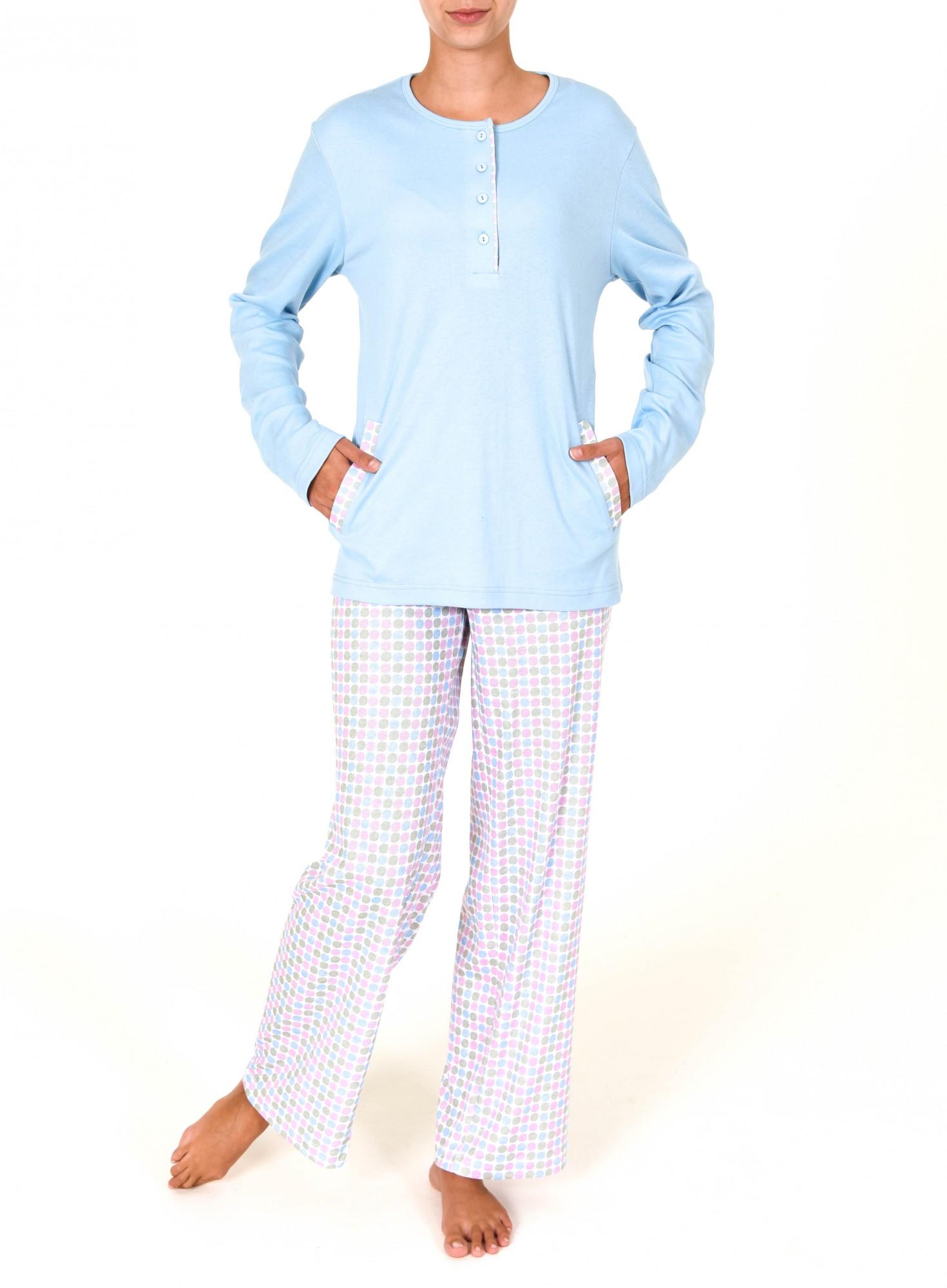 479f8e9bc5 Suchergebnisse für: pyjama mit buendchen hausanzug kuschel interlock ...
