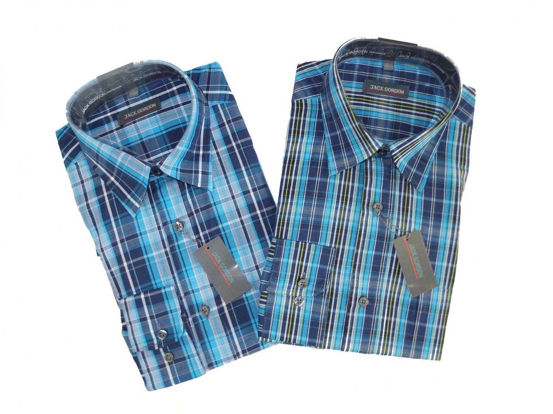 Herren Freizeit Hemd  langarm – 2erpack -7899 001
