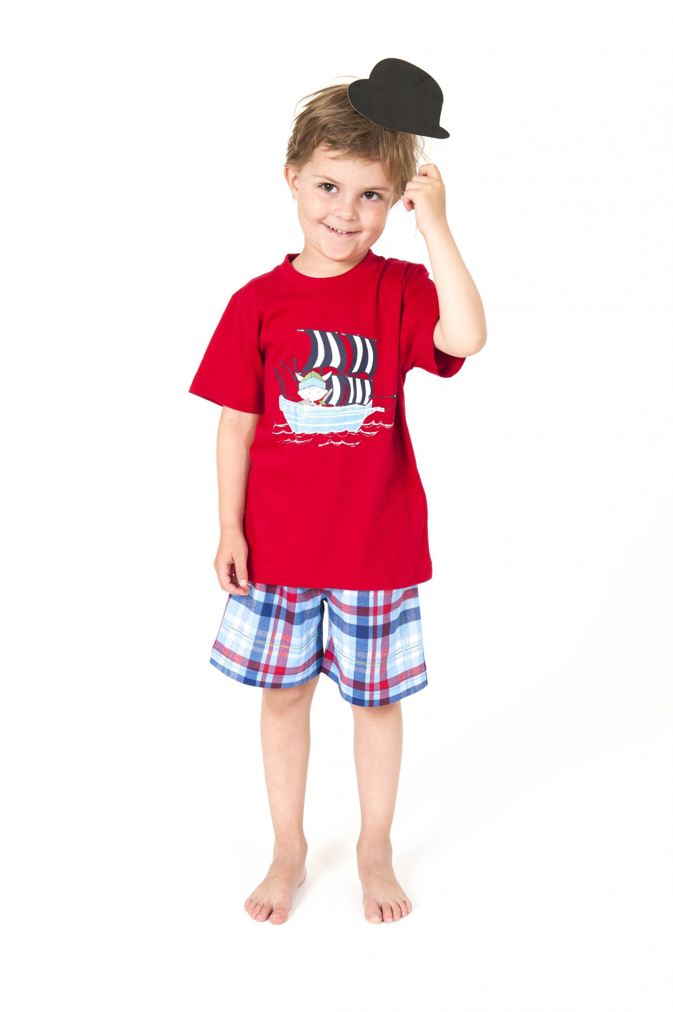 Toller Jungen Pyjama Shorty kurzarm – 161 805 90 500 001