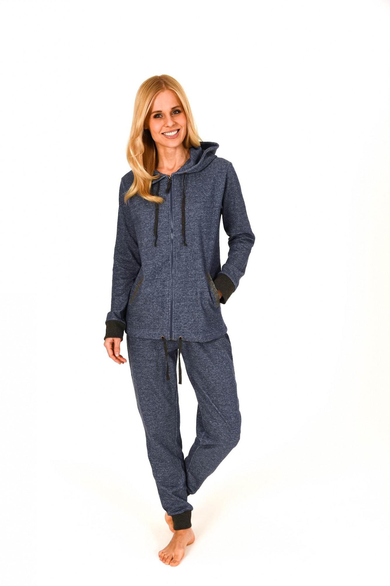 Damen Loungewear Hausanzug aus French Terry – 261 216 99 444 – Bild 1