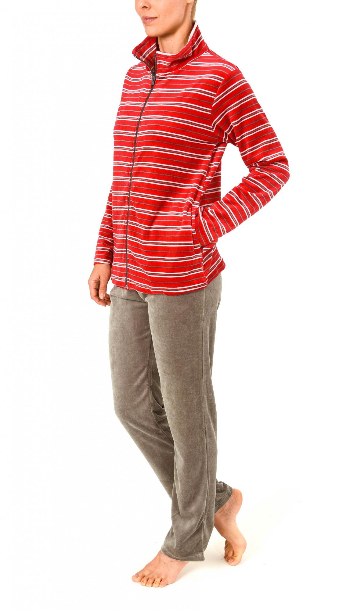 Damen Hausanzug  Homewear Nicky Velvet - 57669 – Bild 3