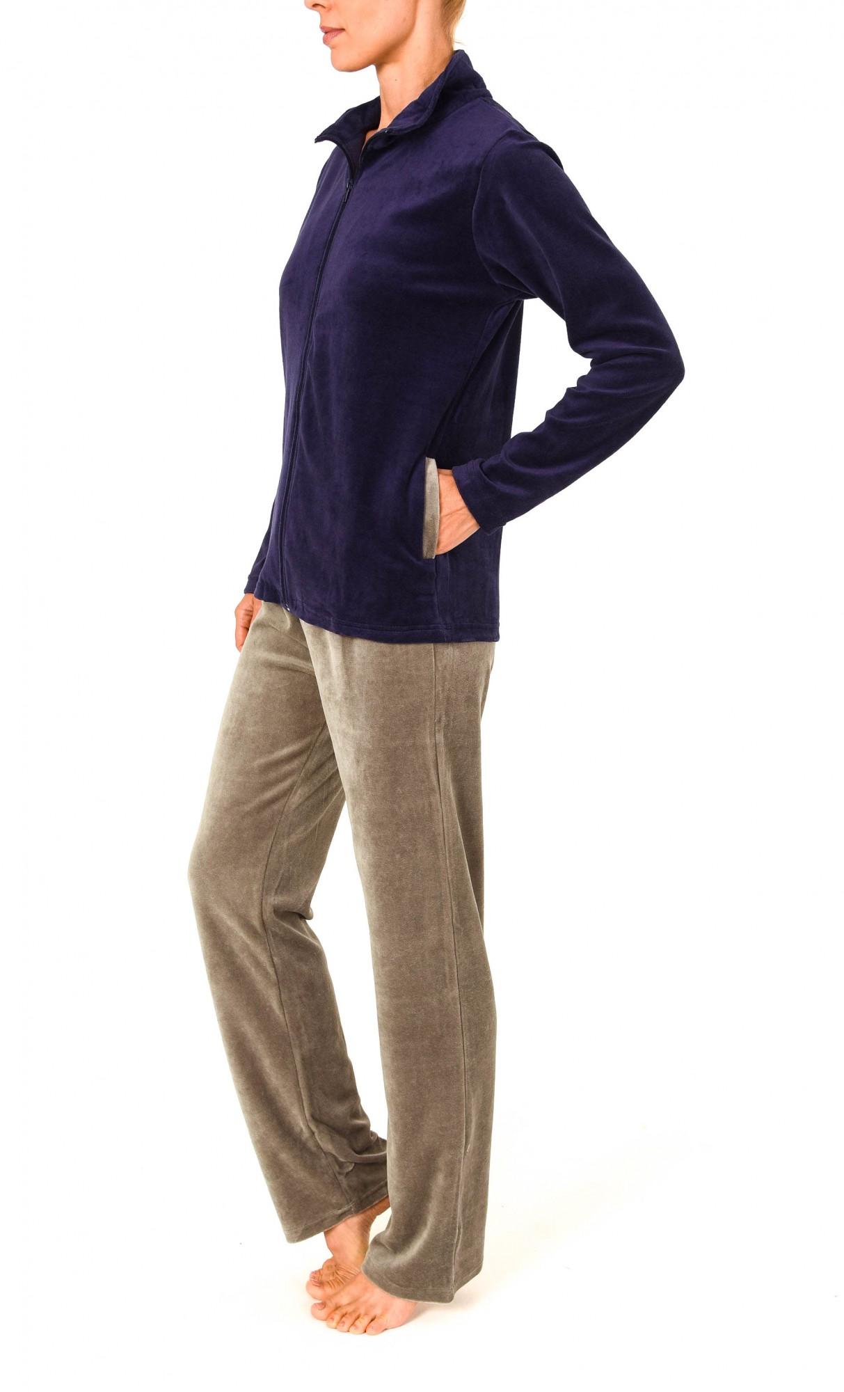 Damen Hausanzug  Homewear Nicky Velvet - 57672 – Bild 3