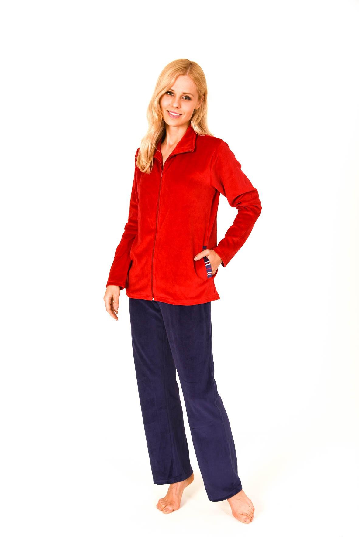 Damen Hausanzug  Homewear Nicky Velvet - 57672