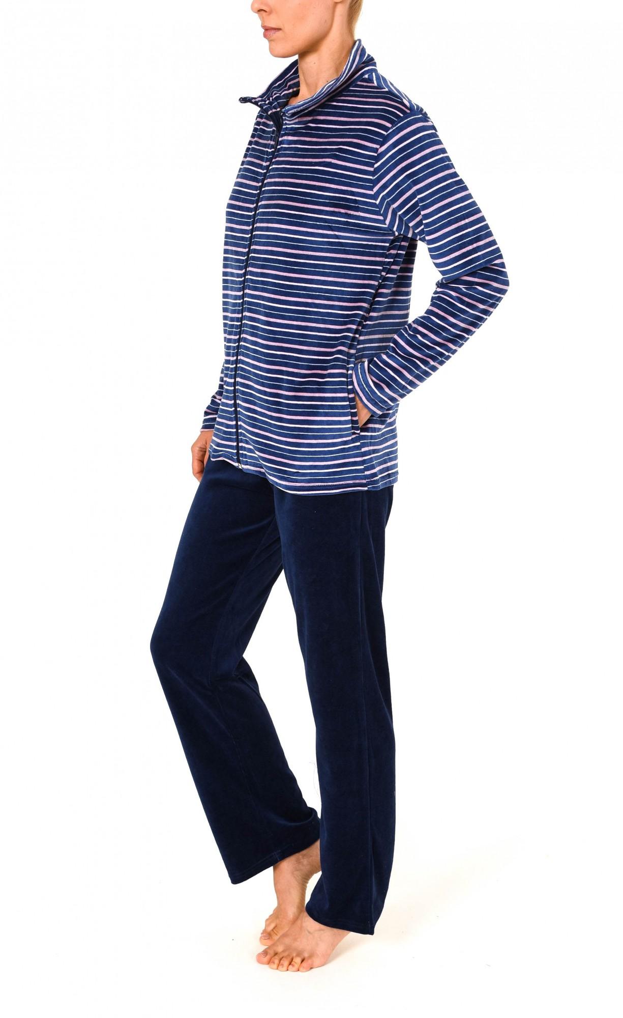 Damen Hausanzug  Homewear Nicky Velvet - 57675 – Bild 4