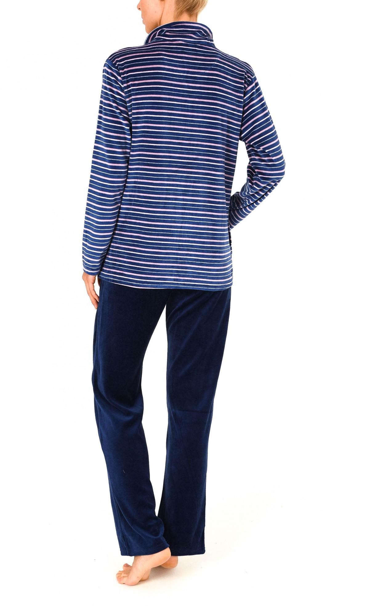 Damen Hausanzug  Homewear Nicky Velvet - 57675 – Bild 5