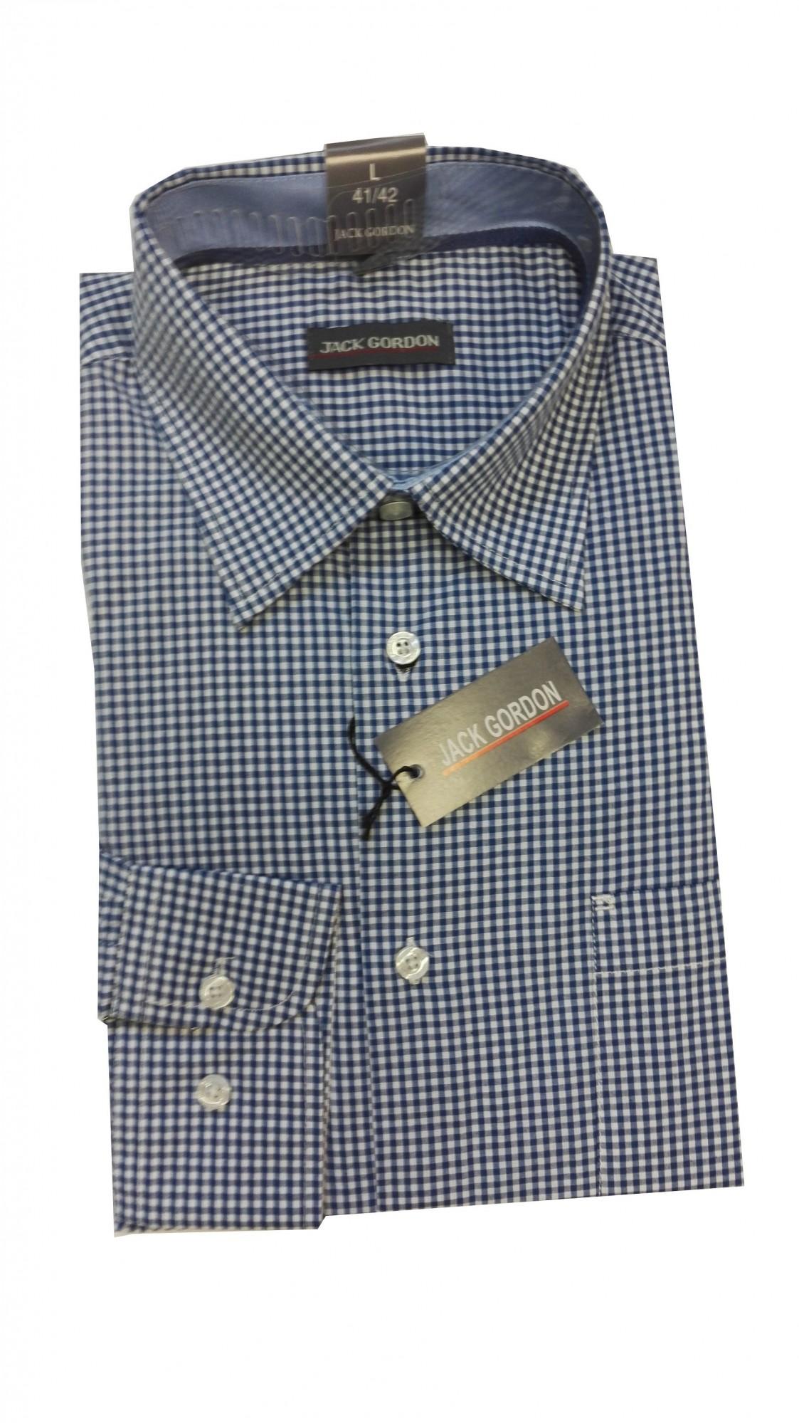Herren Freizeit Hemd langarm -auch in Übergrösse bis 6XL - 8003-4 001