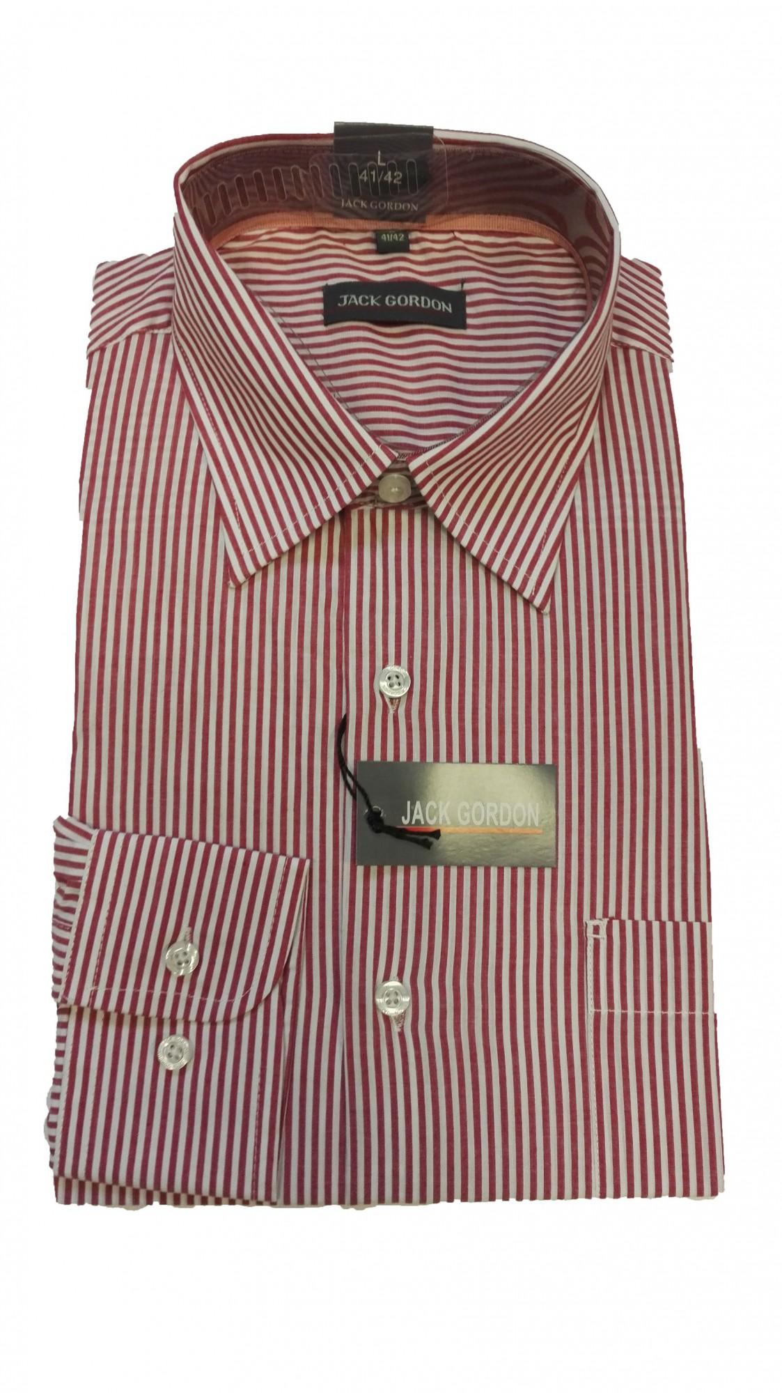 Herren Hemd langarm Streifen gestreift -auch in Übergrösse bis 6XL - 8019+20 – Bild 2