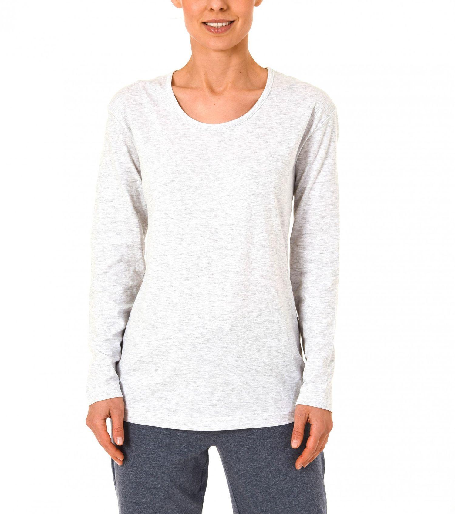 Damen Shirt  Oberteil - langarm Mix & Match  – 171 219 90 902 – Bild 1