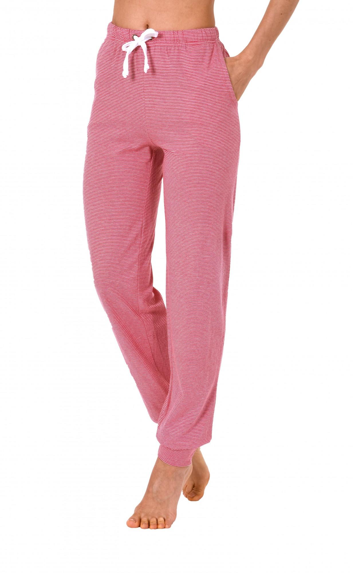 6be8a277279a Damen Pyjama Hose lang- Mix   Match – gestreift- ideal zum kombinieren 222  90