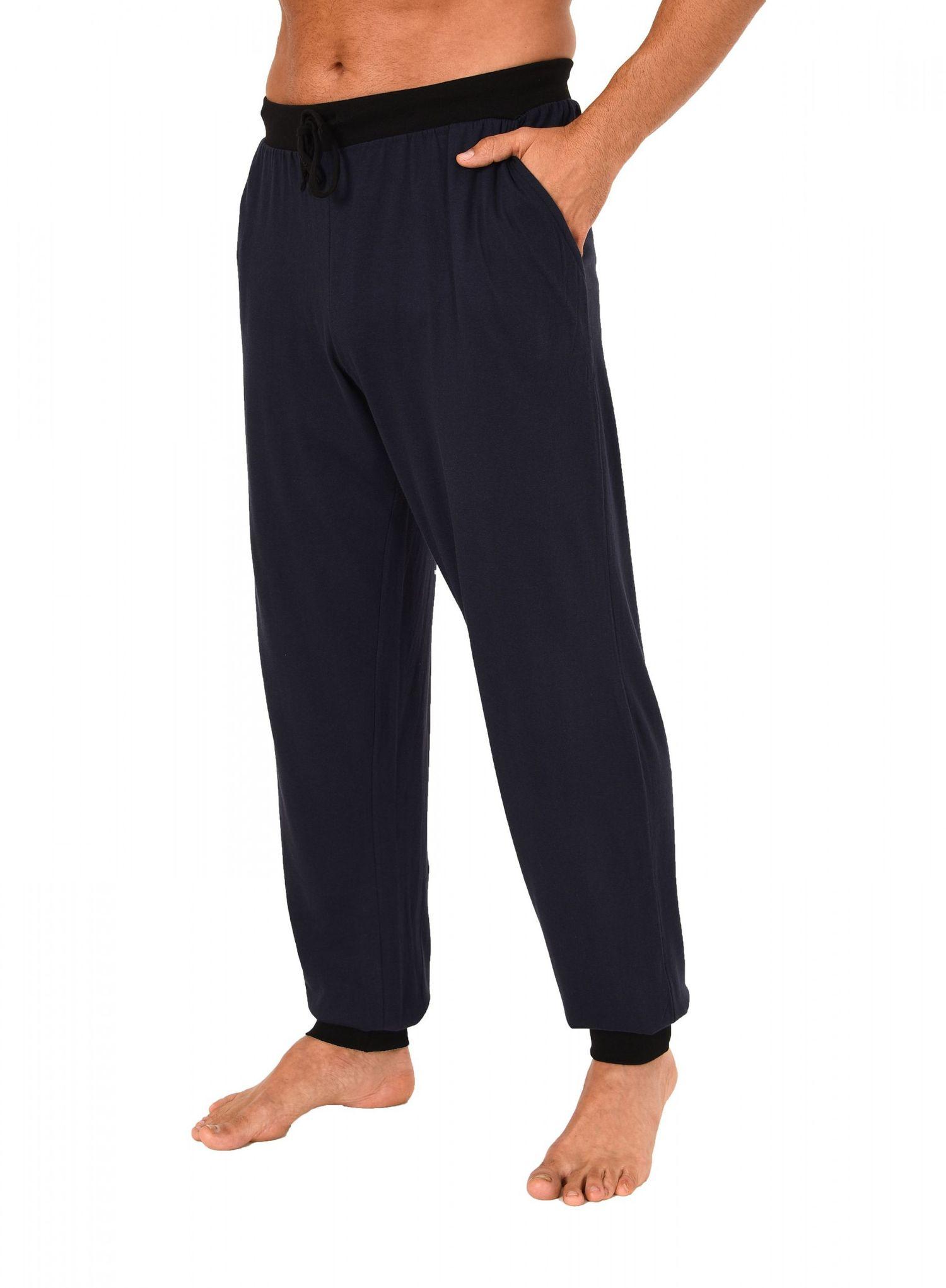 5bef0561ea38 Herren Pyjama Hose lang – Mix   Match – ideal zu kombinieren – 122 90 522    Wäscheland - Tag und Nachtwäsche
