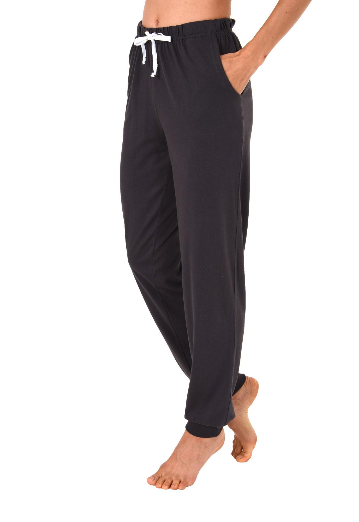 Damen Hose lang - Mix & Match – unifarben - ideal zum kombinieren  271 222 90 103 – Bild 2