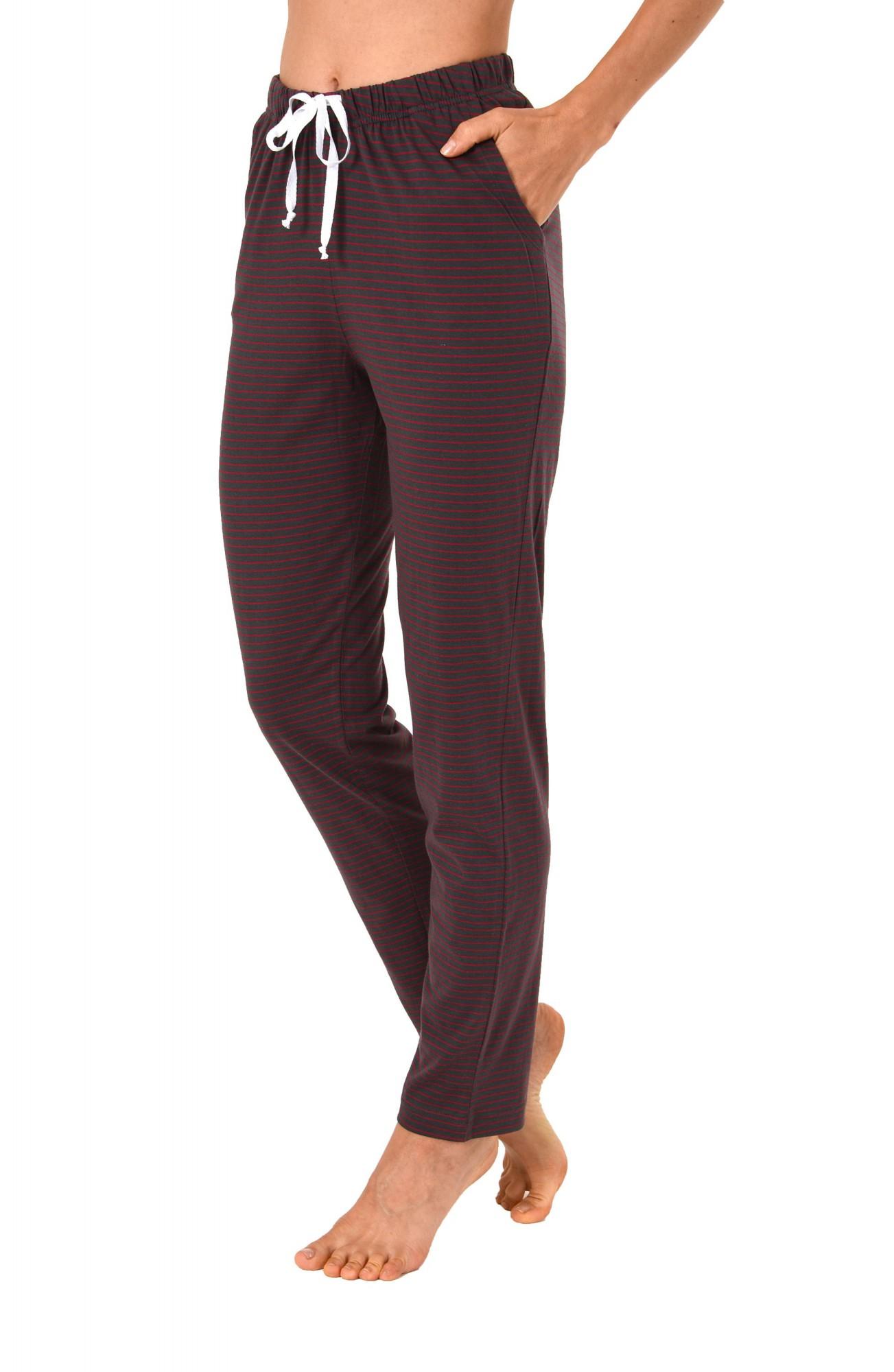 Damen Hose lang- Mix & Match – gestreift - ideal zum kombinieren  271 222 90 105 – Bild 3