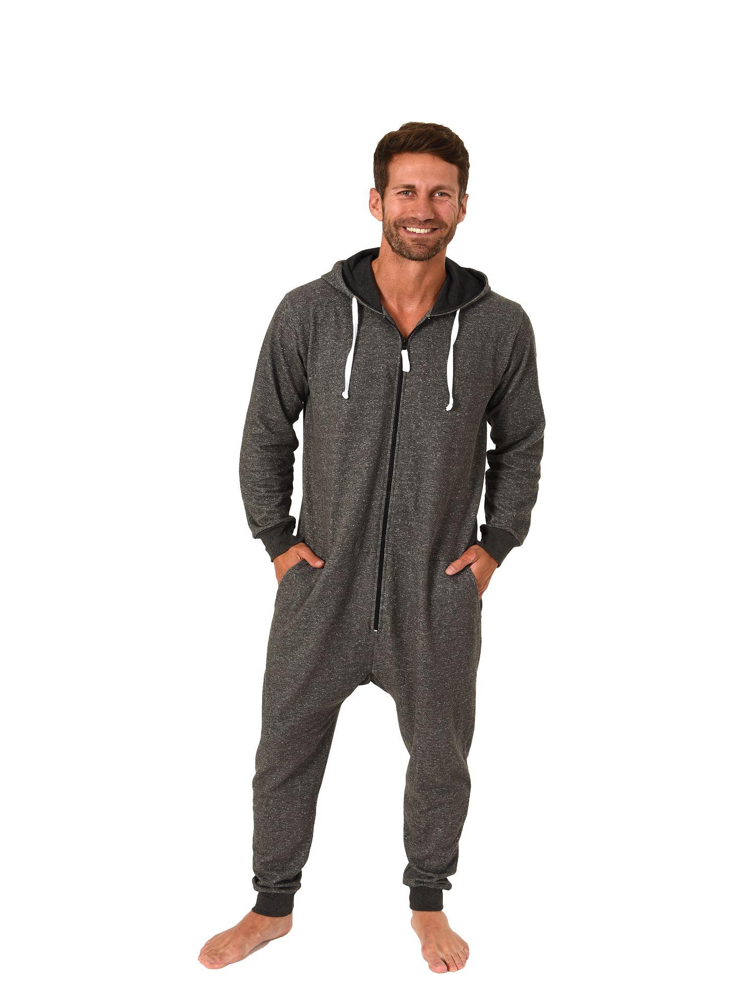 Herren Jumpsuit Overall Pyjama Onesie Einteiler auch in Übergrössen 181 167 99 922
