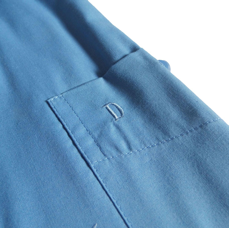 Diplomat Herren Hemd kurzarm schwarz - in Größe S bis 6XL, 2500 – Bild 2