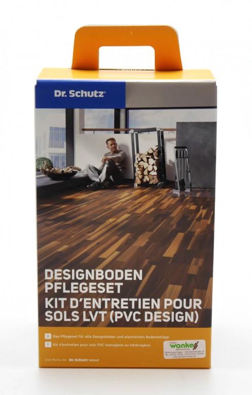 cc dr schutz designboden pflege set pflege reinigung f r pvc cv linoleum. Black Bedroom Furniture Sets. Home Design Ideas