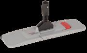 Set Wischmopp Magnetklapphalter 40 cm mit Stiel + 1 Mopp Baumwolle