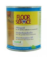 Overmat Floorservice Pflegeöl Natur 1 L