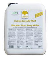 Leinos Holzbodenseife 924 Weiß 2,5 L