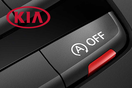 Kia - Engine Stop-Start System deactivation memory module