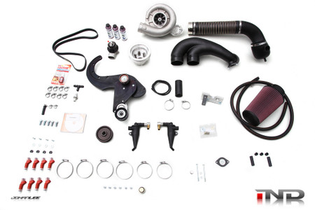 BMW E39 M5 - S62 - VT1-560 Supercharger System