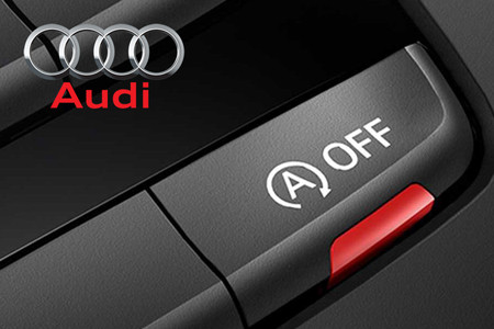 Audi - Engine Stop-Start System deactivation memory module – image 1