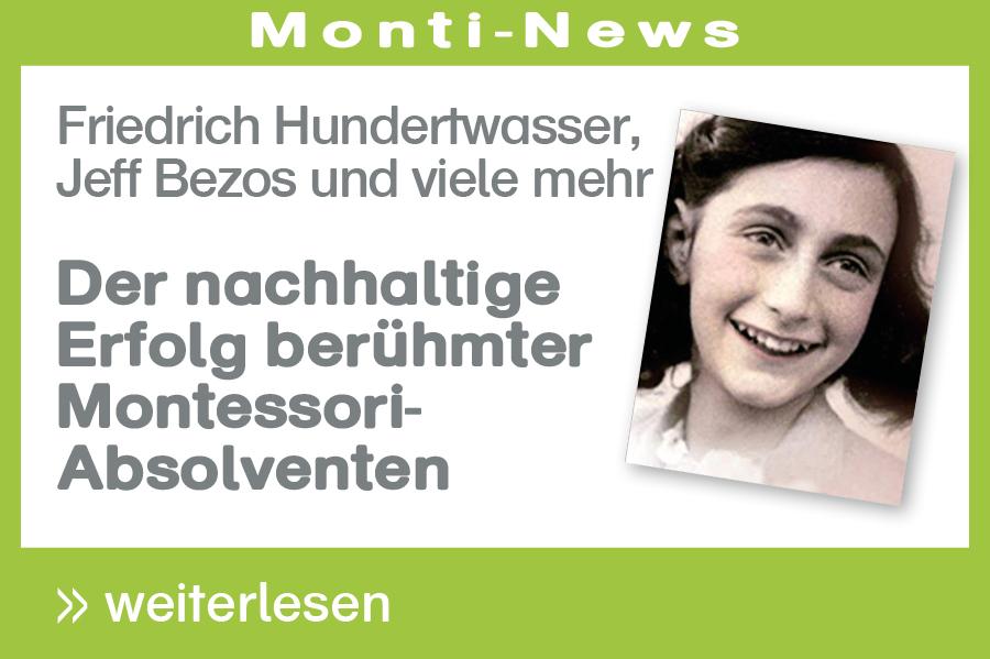 Berühmte Montessori-Schüler