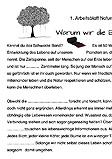 2 kostenlose Arbeitsblätter zum Naturschutz