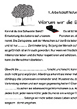 Arbeitsblatt Naturschutz