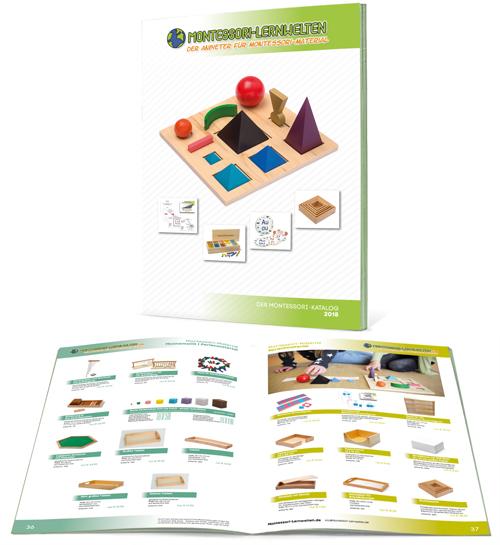 Montessori Katalog Gratis Anfordern Montessori Lernwelten Der