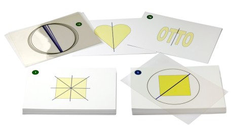 Symmetrie und Achenspiegelung