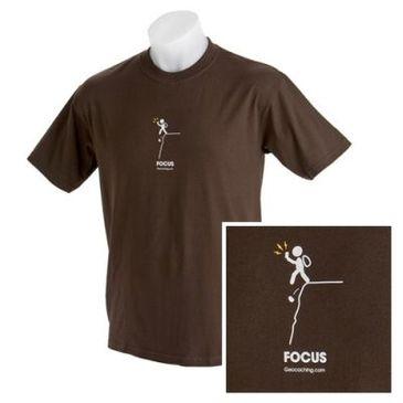 Original Geocaching.com® Focus T-Shirt