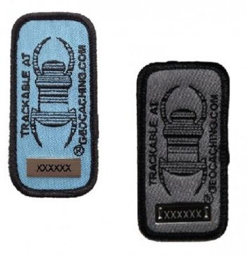Travel Bug® Patch Trackbar