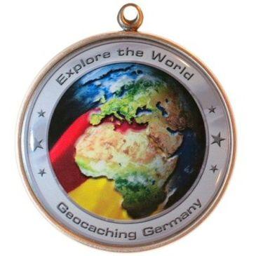 Germany GeoCoin EXPLORE THE WORLD