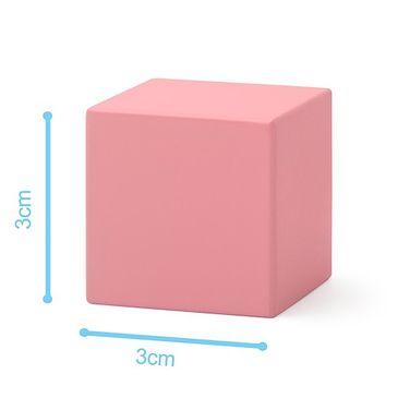 Würfel 3 x 3 x 3 cm vom Rosa Turm