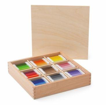 Farbtäfelchen Kasten 3