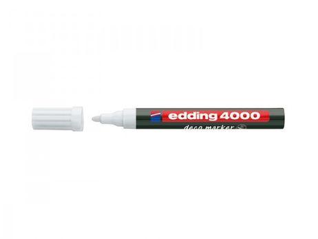 Edding 4000 weiss