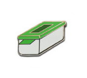 Micro Cache Typ Geocoin - Traditional