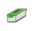 Micro Cache Typs Geocoin - Traditional Cache