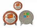 250 Finds Geo Achievement Award Set inkl. Pin 001