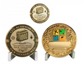 4000 Finds Geo Achievement Award Set inkl. Pin