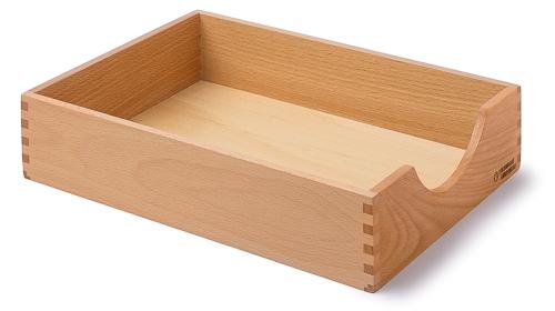 Holzkasten für A4-Papier