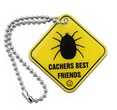 Cachers best friends - Zecke