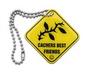Cachers best friends - Dornen