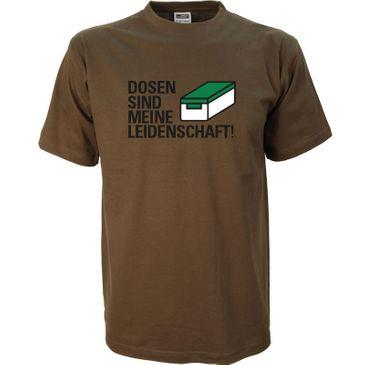 Original Geocaching Shirt Dosen sind meine Leidenschaft